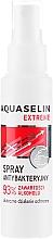 Парфюмерия и Козметика Антибактериален спрей за ръце - AA Aquaselin Extreme Antibacterial Spray