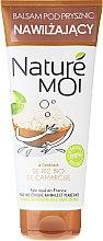 Парфюмерия и Козметика Кадифено душ мляко с екстракт от Ориз - Nature Moi Shower Milk