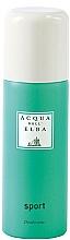 Парфюмерия и Козметика Acqua Dell Elba Sport - Спрей дезодорант