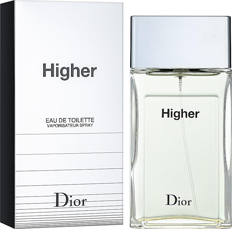 Dior Higher - Тоалетна вода — снимка N2
