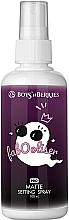 Парфюми, Парфюмерия, козметика Фиксиращ спрей за грим - Boys'n Berries Fabooliser Pro Matte Setting Spray