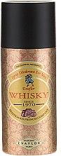 Парфюмерия и Козметика Evaflor Whisky - Дезодорант