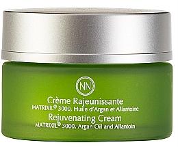 Парфюмерия и Козметика Подмладяващ крем за лице с арганово масло и алантоин - Innossence Innocence Rejuvenating Cream