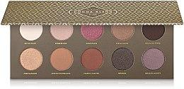 Парфюмерия и Козметика Палитра сенки за очи - Zoeva Cocoa Blend Palette