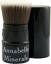 Парфюмерия и Козметика Четка за грим - Annabelle Minerals Flat Top