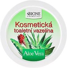 Парфюмерия и Козметика Козметичен вазелин - Bione Cosmetics Aloe Vera Cosmetic Vaseline