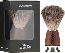 Парфюмерия и Козметика Четка за бръснене - Zew For Men