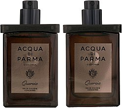 Парфюмерия и Козметика Acqua di Parma Colonia Quercia Travel Spray Refill - Одеколон