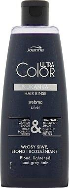 Сребърна обливка за светла коса - Joanna Ultra Color System