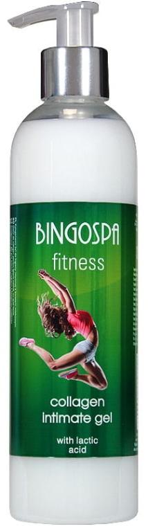 Интимен гел с колаген - BingoSpa Collagen Intimate Gel