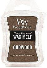 Парфюми, Парфюмерия, козметика Ароматен восък - WoodWick Wax Melt Oudwood