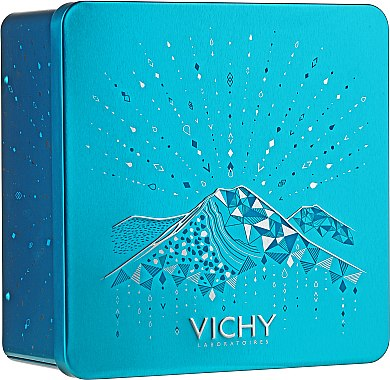 Комплект за лице - Vichy Slow Age (cr/50ml + cr/3ml + booster/10ml) — снимка N3