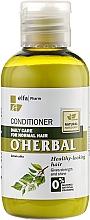 "Парфюмерия и Козметика Балсам ""Здрава коса"" - O'Herbal Conditioner for normal hair"