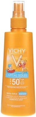 Слънцезащитен спрей за деца - Vichy Capital Soleil Spray Douceur Enfants SPF50+ — снимка N1