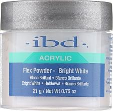 Парфюмерия и Козметика Акрилова пудра, яркобяла - IBD Flex Powder Bright White
