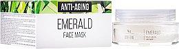 Парфюми, Парфюмерия, козметика Натурална изумрудена анти-старееща маска за лице - Hristina Cosmetics SM Crystal Emerald Anti-Aging Face Mask