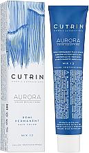 Парфюмерия и Козметика Безамонячна боя за коса - Cutrin Aurora Demi Color