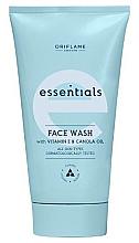 Парфюми, Парфюмерия, козметика Измиващ гел за лице 3 в 1 - Oriflame Essentials Face Wash
