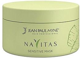 Парфюмерия и Козметика Маска за чувствителен скалп и коса - Jean Paul Myne Navitas Sensitive Mask