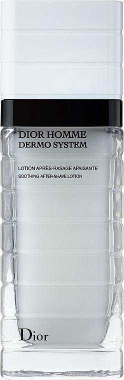 Хидратиращ лосион за лице - Dior Homme Dermo System Repairing After-Shave Lotion 100ml — снимка N2