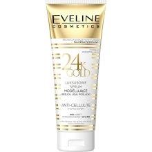 Парфюмерия и Козметика Серум за тяло - Eveline Cosmetics Slim Therapy 24kGold