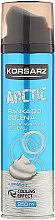 Парфюмерия и Козметика Пяна за бръснене - Pharma CF Korsarz Arctic Shaving Foam