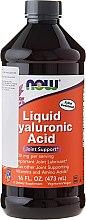 Парфюми, Парфюмерия, козметика Течна хиалуронова киселина, за здрави стави - Now Foods Liquid Hyaluronic Acid