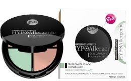 Парфюмерия и Козметика Хипоалергеннен коректор за лице - Bell Hypoallergenic Skin Camouflage Concealer