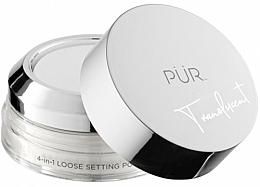 Парфюмерия и Козметика Прозрачна пудра за лице - PUR 4-in-1 Loose Setting Powder