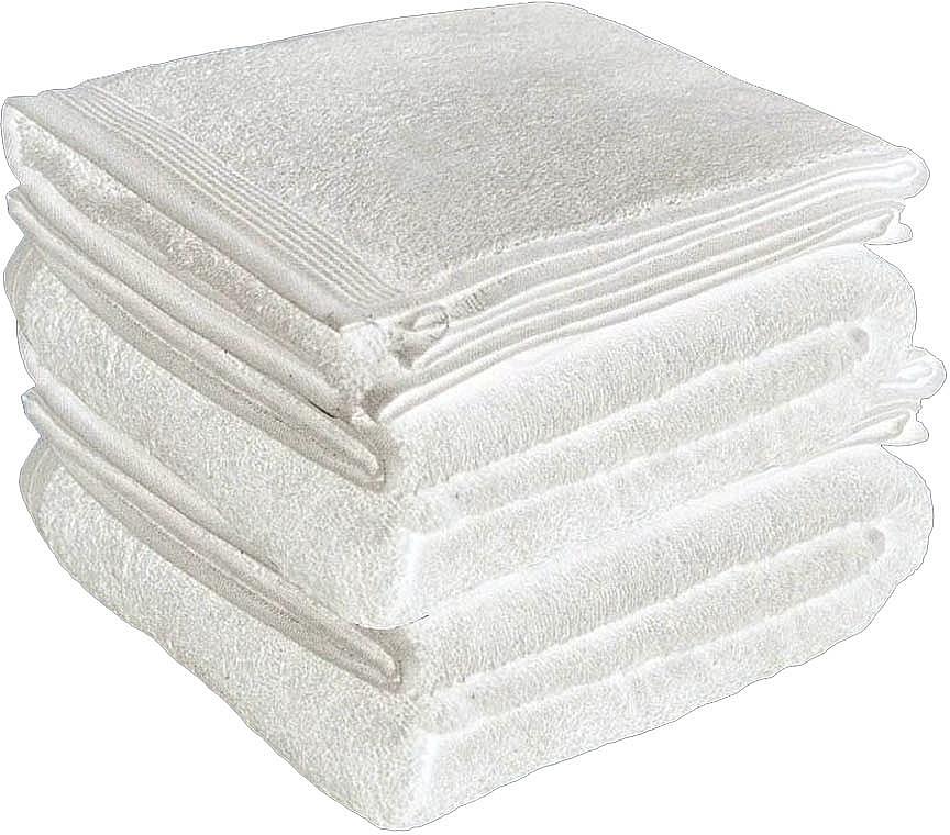 Професионални кърпи, бели, 5 бр. - Schwarzkopf Professional — снимка N1
