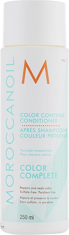 Запазващ цвета балсам за коса - Moroccanoil Color Continue Conditioner