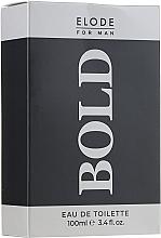 Парфюмерия и Козметика Elode Bold - Тоалетна вода