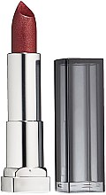 Парфюми, Парфюмерия, козметика Матово червило за устни - Maybelline Color Sensational Matte Metallics Lipstick