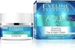 Парфюми, Парфюмерия, козметика Универсален крем против бръчки - Eveline Cosmetics Aqua Hybrid Cream