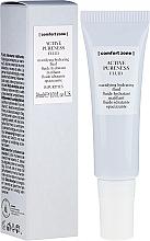 Парфюмерия и Козметика Хидратиращ флуид за лице - Comfort Zone Active Pureness Fluid