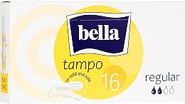 Парфюмерия и Козметика Дамски тампони, 16 бр. - Bella Premium Comfort Regular Tampo