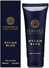 Парфюмерия и Козметика Versace Pour Homme Dylan Blue - Балсам след бръснене
