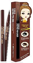 Парфюмерия и Козметика Очна линия - The Orchid Skin Lasting Pen Liner