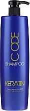 Шампоан за коса - Stapiz Keratin Code Mask Shampoo — снимка N2