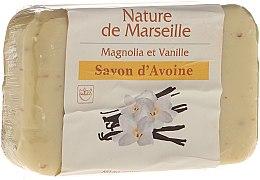 Парфюми, Парфюмерия, козметика Овесен сапун с аромат на магнолия и ванилия - Nature de Marseille Soap