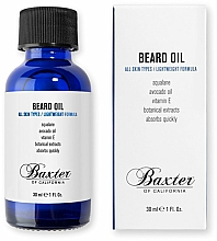 Парфюмерия и Козметика Масло за брада - Baxter of California Grooming Beard Oil