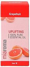 "Парфюмерия и Козметика Етерично масло ""Грейпфрут"" - Holland & Barrett Miaroma Grapefruit Pure Essential Oil"