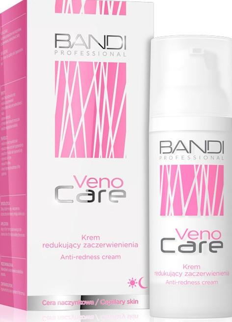 Крем за лице против зачервявания - Bandi Professional Veno Care Anti-Redness Cream — снимка N1