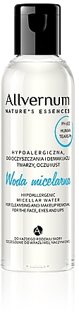 Хипоалергенна мицеларна вода - Allverne Nature's Essences Micellar Water