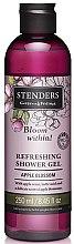 """Парфюмерия и Козметика Душ гел """"Ябълков цвят"""" - Stenders Refreshing Shower Gel Apple Blossom"""