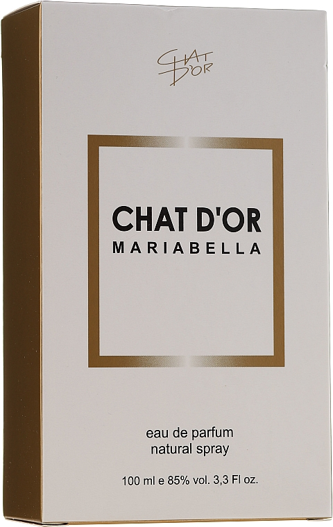 Chat D'or Chat D'or Mariabella - Парфюмна вода — снимка N4