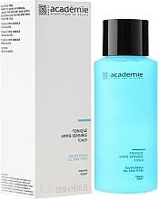 Парфюмерия и Козметика Хипоалергенен тонер за лице - Academie Hypo-Sensible Toner