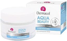 Парфюми, Парфюмерия, козметика Овлажняващ крем за лице - Dermacol Aqua Beauty Moisturizing Cream