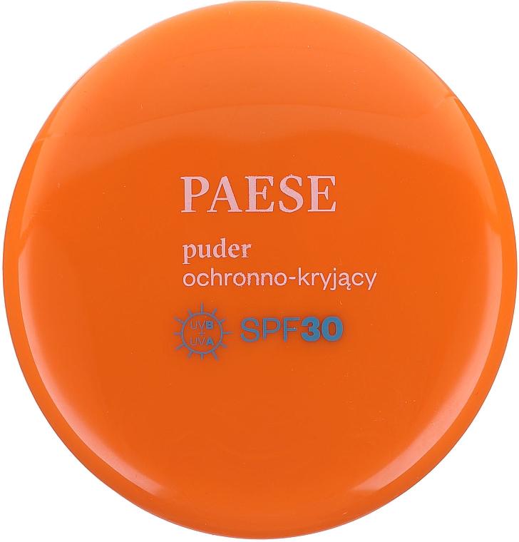 Компактна пудра за лице - Paese Powder SPF30 — снимка N1