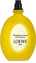 Парфюмерия и Козметика Loewe Aire Fantasia - Тоалетна вода (тестер без капачка)